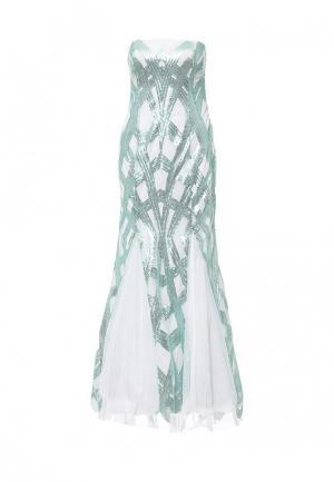 Платье Bebe. Цвет: мятный