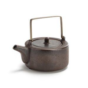 Чайник La Redoute. Цвет: каштановый