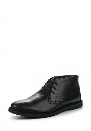 Ботинки Frank Wright BATH. Цвет: черный