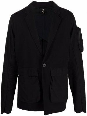 Пиджак с карманами Thom Krom. Цвет: черный