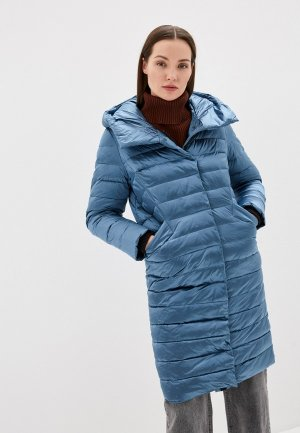 Куртка утепленная Dixi-Coat. Цвет: синий