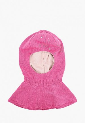 Балаклава Kotik Шлем Орнэлла. Цвет: розовый