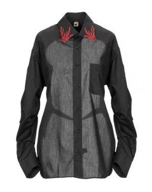 Pубашка B2. Цвет: черный