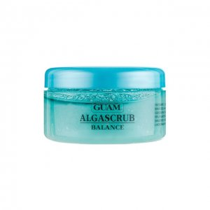 Скраб с эфирными маслами Algascrub Balance GUAM. Цвет: бесцветный