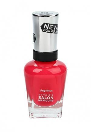 Лак для ногтей Sally Hansen Complete Salon Manicure, 540 Frutti Petutie, 14 мл. Цвет: розовый