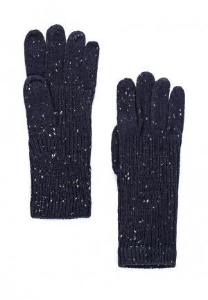 Перчатки Mango Man - BERTO. Цвет: синий