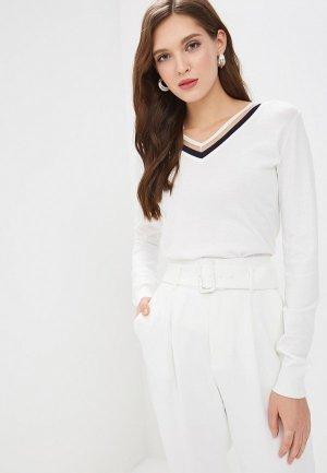 Пуловер Perspective. Цвет: белый