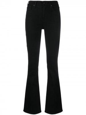 Levis расклешенные джинсы с завышенной талией Levi's. Цвет: черный