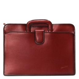 Портфель 2045 темно-красный GERARD HENON