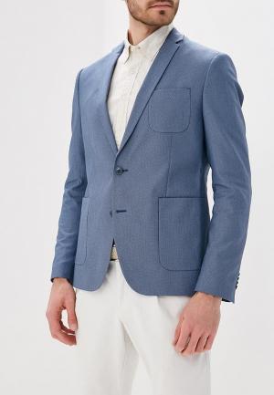 Пиджак Drykorn DR591EMZXD74. Цвет: голубой