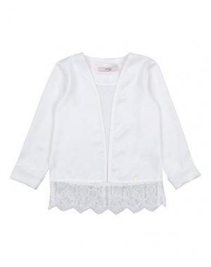 Пиджак RELISH. Цвет: белый