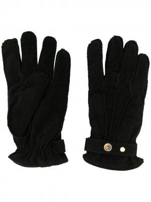 Перчатки Il Bergeni Lardini. Цвет: черный