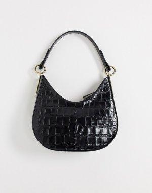 Черная небольшая сумка -Черный & Other Stories