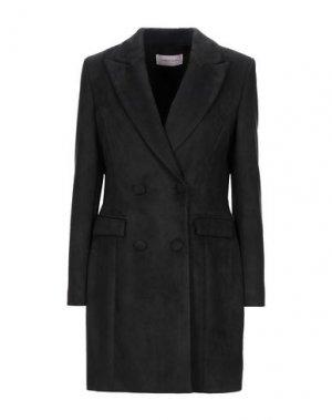 Легкое пальто TWENTY EASY by KAOS. Цвет: черный