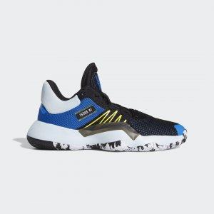 Баскетбольные кроссовки D.O.N. Issue #1 Performance adidas. Цвет: черный
