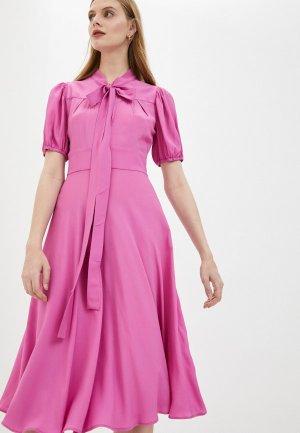 Платье N21. Цвет: розовый