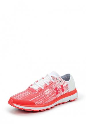 Кроссовки Under Armour UA W Speedform Velociti GR. Цвет: коралловый