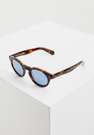Очки солнцезащитные Polo Ralph Lauren PH4165 50171U. Цвет: коричневый