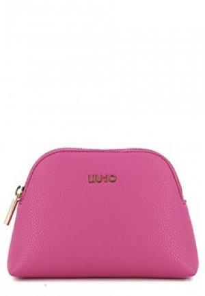 Косметичка LIU JO. Цвет: розовый
