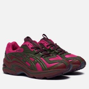 Женские кроссовки FB1-S Gel-Preleus ASICS. Цвет: розовый