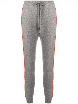 Спортивные брюки Ripple Chinti and Parker. Цвет: серый