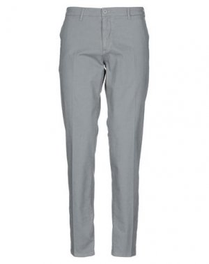 Повседневные брюки HAMAKI-HO. Цвет: серый
