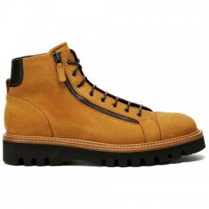 Ботинки Franceschetti. Цвет: коричневый