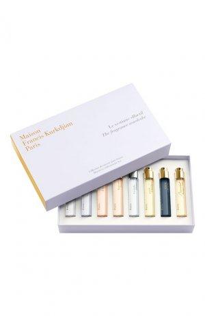 Подарочный набор fragrance wardrobe Discovery collection for her Maison Francis Kurkdjian. Цвет: бесцветный