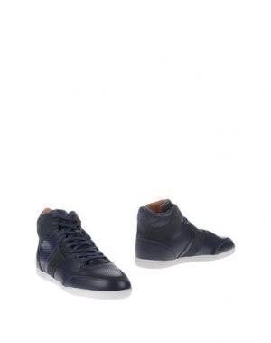 Высокие кеды и кроссовки JIM RICKEY. Цвет: темно-фиолетовый