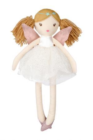 Кукла Фея Тильда ANGEL COLLECTION. Цвет: белый