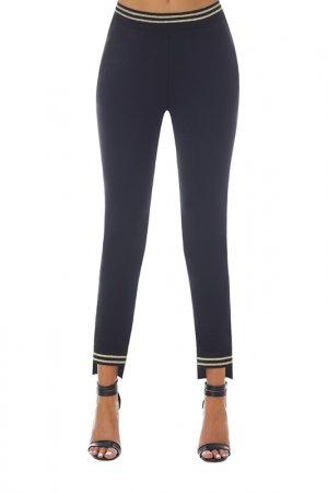 Pants BAS BLEU. Цвет: black, gold