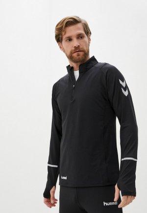 Олимпийка Hummel REFLECTOR TECH SWEAT. Цвет: черный