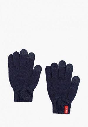 Перчатки Reima Rimo. Цвет: синий