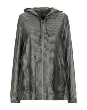 Куртка ESEMPLARE. Цвет: зеленый-милитари