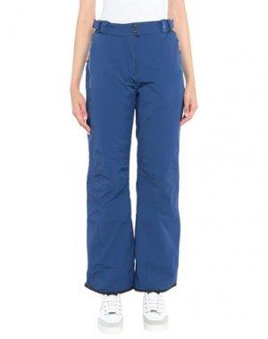 Лыжные брюки CMP by F.LLI CAMPAGNOLO. Цвет: синий