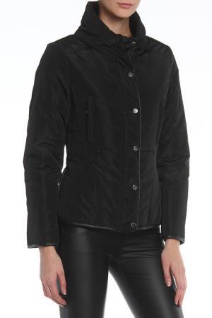 Куртка Elisa Landri. Цвет: черный