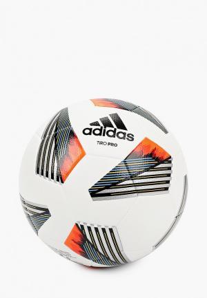 Мяч футбольный adidas TIRO PRO. Цвет: белый