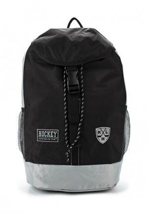 Рюкзак Atributika & Club™ KHL. Цвет: черный