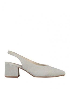 Туфли VAGABOND SHOEMAKERS. Цвет: светло-серый