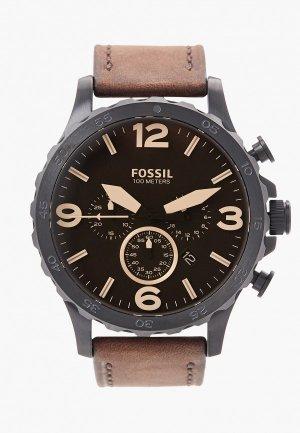 Часы Fossil JR1487. Цвет: коричневый