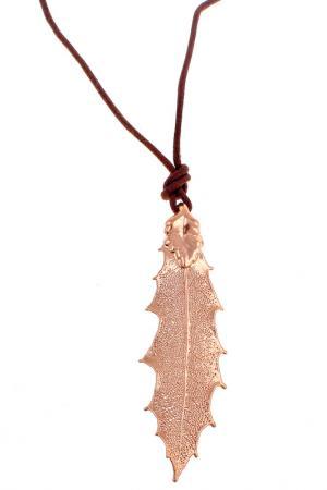 Колье Ester Bijoux. Цвет: розовое золото