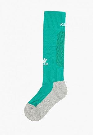 Гетры Kelme Football Length Socks. Цвет: зеленый