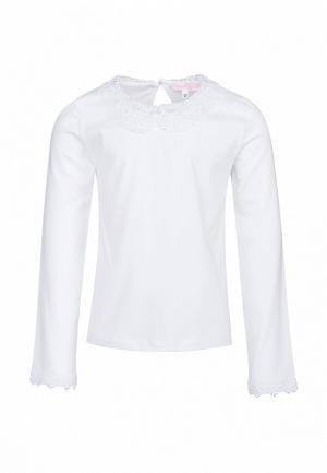 Блуза Красавушка. Цвет: белый