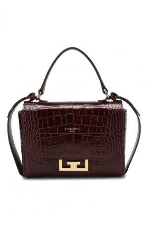 Сумка Eden mini Givenchy. Цвет: фиолетовый