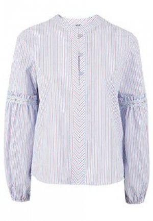 Рубашка LIU JO. Цвет: голубой