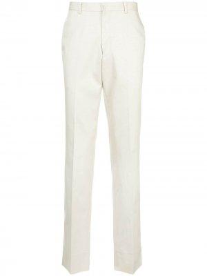 Durban однотонные классические брюки D'urban. Цвет: нейтральные цвета