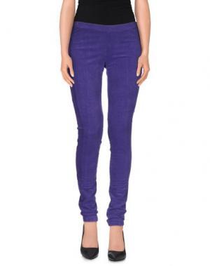 Повседневные брюки GUARDAROBA by ANIYE. Цвет: фиолетовый