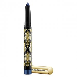 Кремовые тени для глаз Intenseyes, оттенок 10 Navy Dolce & Gabbana. Цвет: бесцветный
