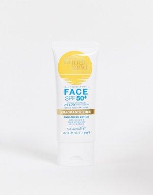Солнцезащитный лосьон для лица с SPF50+ , 75 мл-Бесцветный Bondi Sands