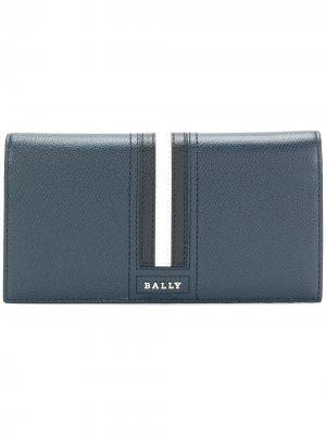 Кошелек Taliro Bally. Цвет: синий